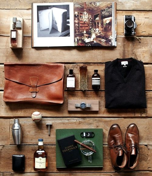 Gentleman kit
